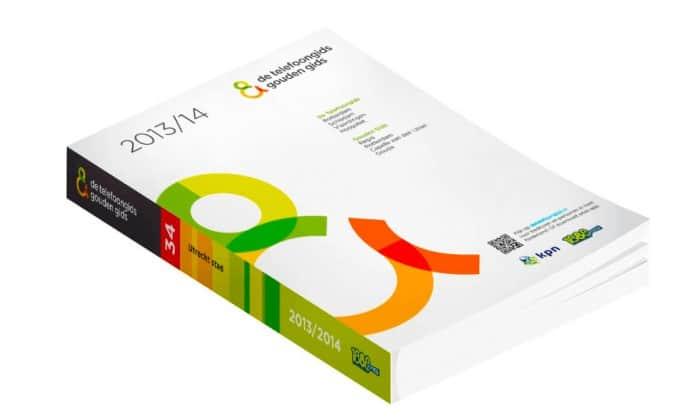 DTG - van de Telefoongids en Gouden Gids naar websites voor ondernemers