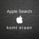Apple Search komt eraan