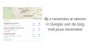 Bij 2 recensies al sterren in Google: aan de slag met jouw recensies!