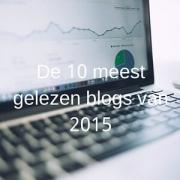 De 10 meest gelezen blogs van 2015 op letterzaken.nl