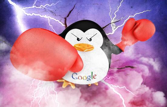 Google Penguin 3.0 slaat toe
