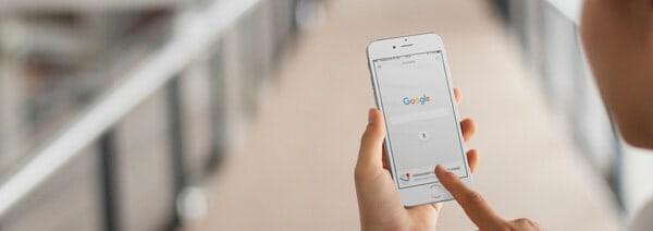 Gebruik Google op mobiel is reden voor Mobile-first index