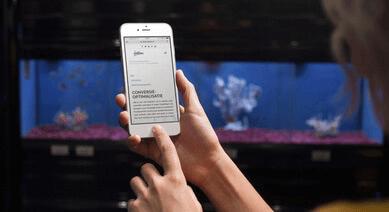 Mobiele pagina dankzij responsive webdesign