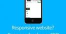 Een responsive website is geen noodzaak voor SEO