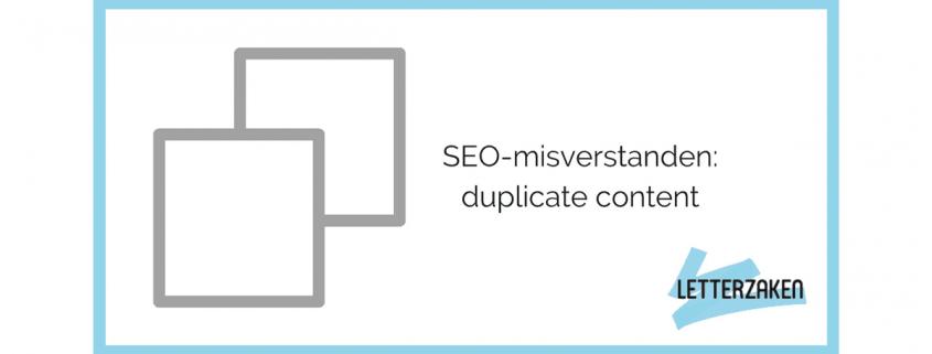 Wat is duplicate content en wat betekent het voor jouw vindbaarheid?