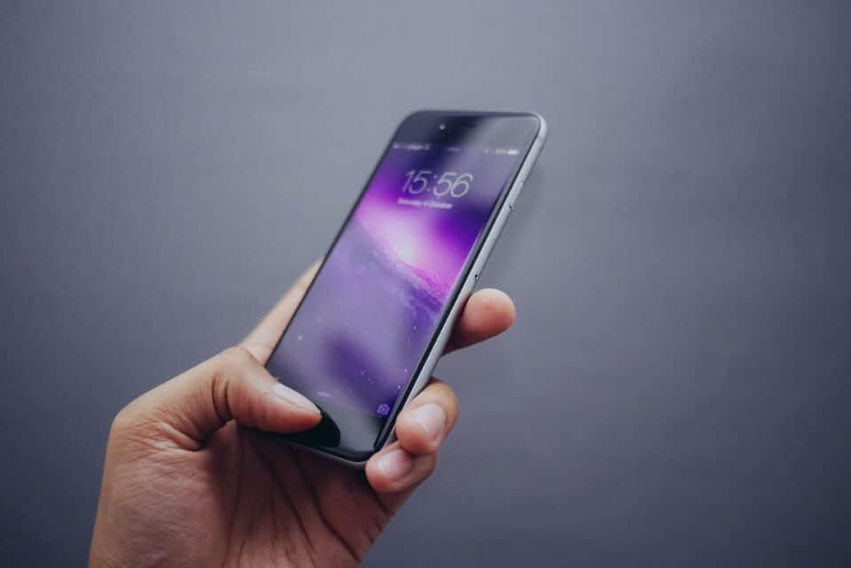 Het gebruik van smartphones neemt toe - ook voor websitebezoek