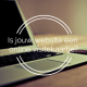 Je website is GEEN online visitekaartje!