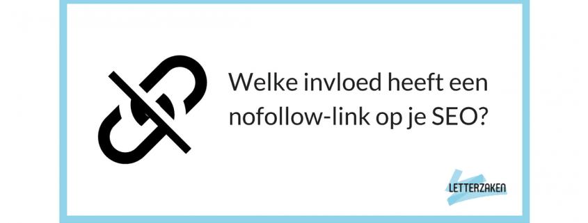 Welke invloed heeft een nofollow-link op je SEO