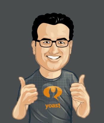 Joost de Valk, de oprichter en naamgever van Yoast