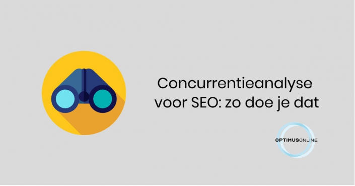 Concurrentieanalyse voor SEO: zo doe je dat.