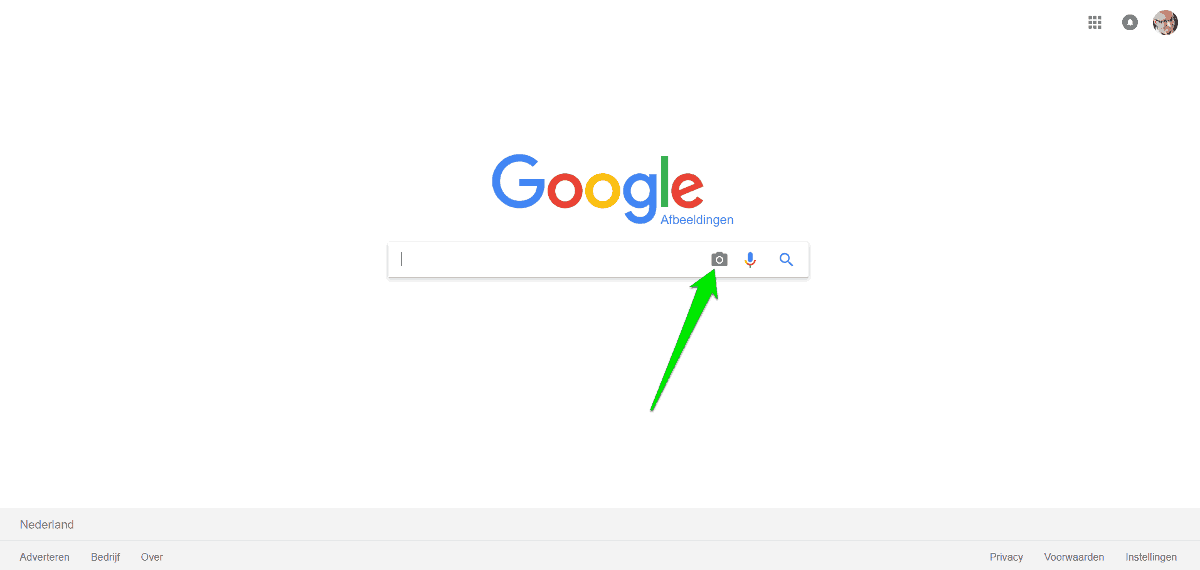 Google Reverse Image Search: zoek naar een foto in Google