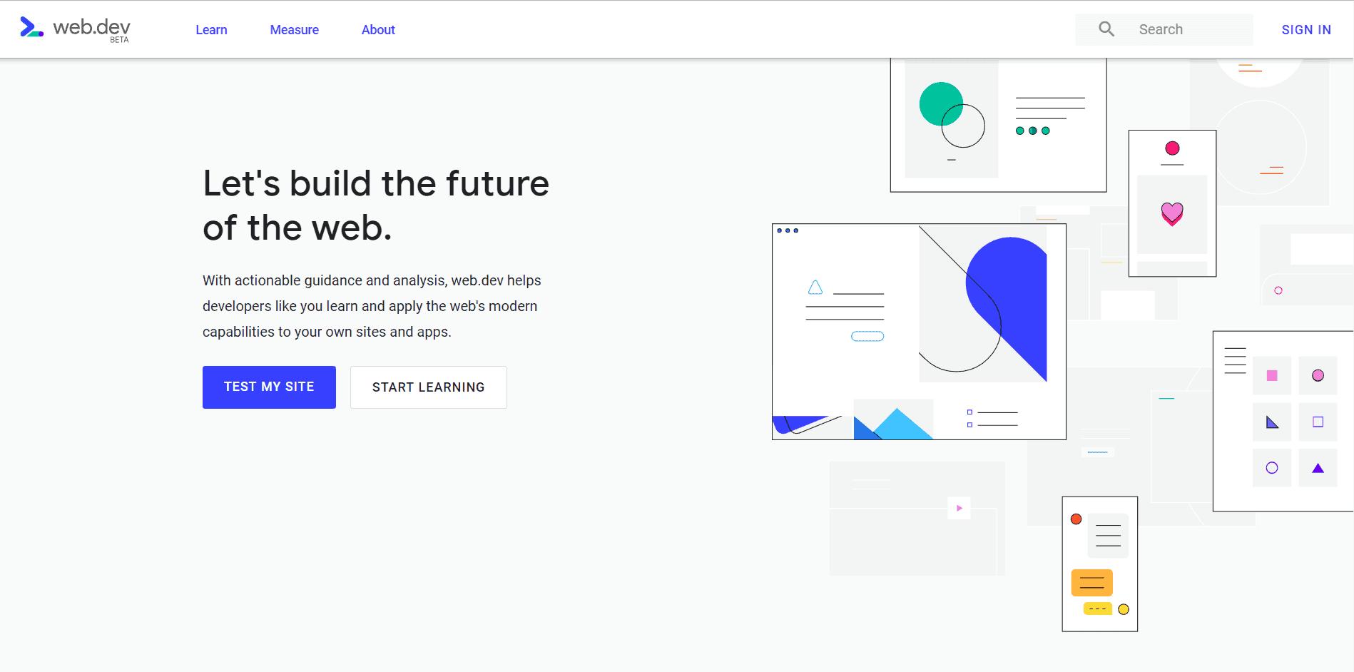 Ook Google heeft een gratis SEO-tool voor je: web.dev