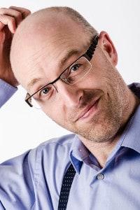 Jouw specialist in webteksten: Nathan Veenstra van Optimus Online.