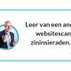Leer van een ander: websitescan zininsieraden.nl.