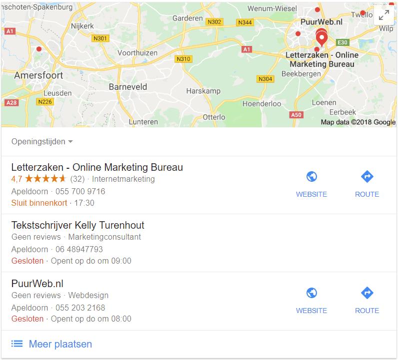 Local Pack voor tekstschrijver - gezocht in Apeldoorn