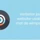 Verbeter jouw website-usability met de wimpertest.